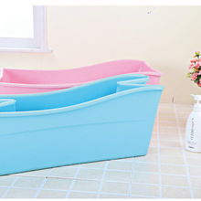Hot Sale Baby Bathtub With Safety Protec