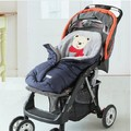 0-12Months Baby Sleeping Bag Infant Blanket Winter Newborn Stroller Cosytoes Coral Fleece Car Seat Baby Footmuff