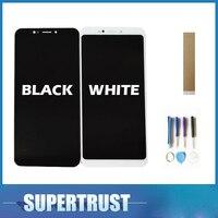 5 45 Zoll Für BQ Aquaris C LCD Display + Touch Screen Digitizer Montage Weiß Schwarz Farbe Mit kit
