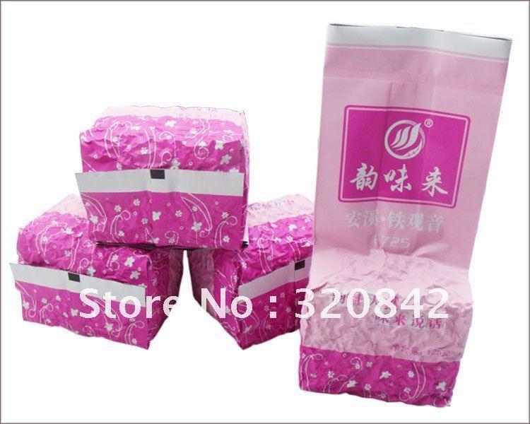 500g lot Chinese tieguanyin tea tie guan yin Luzhou flavor oolong tea oolong green food font