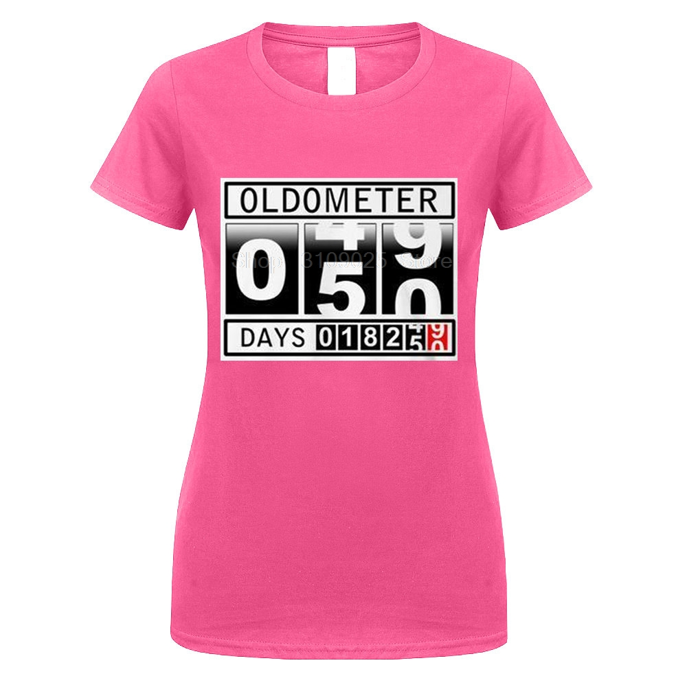 Style Mens T Shirts Hot Sale 50th Birthday Shirt Gift Present Idea 50 Years Old O Neck Streetwear Tees In From Clothing On Aliexpress