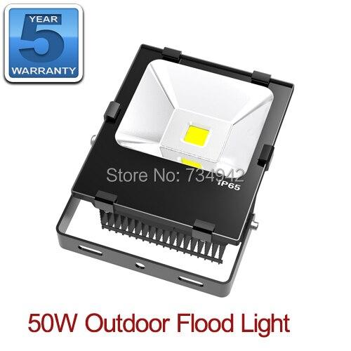 AC85 265V 50W LED landscape Light Compressed Fins Technology Makes Long Lifespane Flood Light