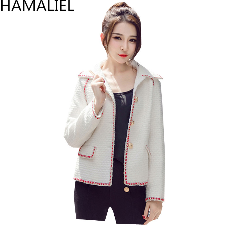 Popular White Wool Jacket-Buy Cheap White Wool Jacket lots from ...