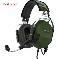 Professional Vibration 7 1 Sound Gaming Headphone Microphone Bass Computer USB Game Headset Noise Isolating Metal