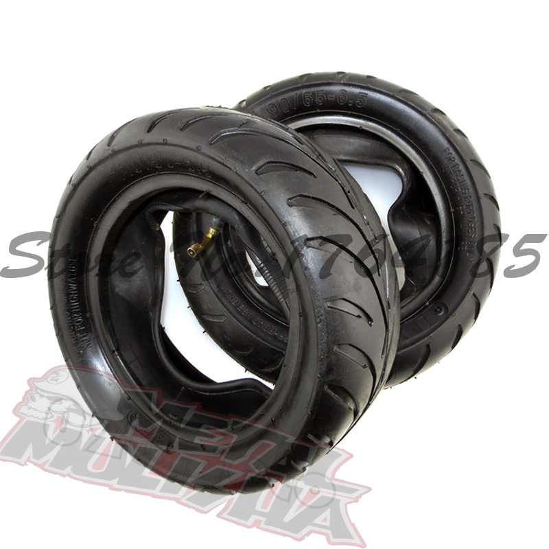Front /rearTyres for 47cc/49cc 2 stoke air cooled Mini pocket bike