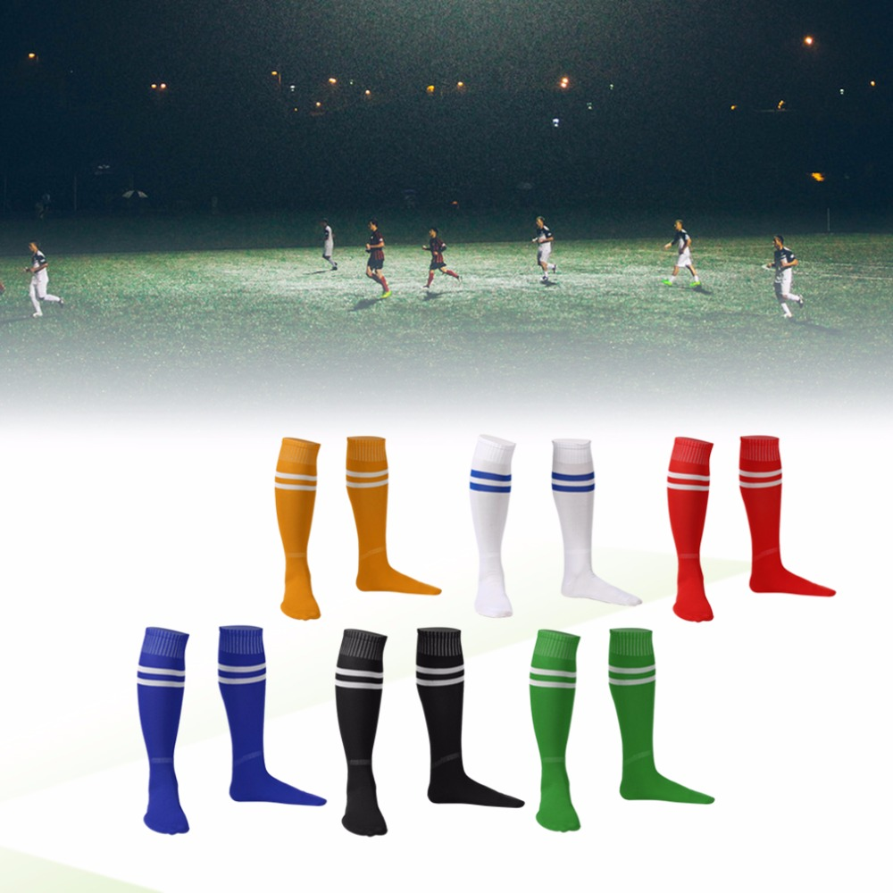 1 Pair Sports Socks Men Women Over Knee Ankle Cycling Soccer Sock Baseball Football Outdoor Badminton Running Legging Stockings