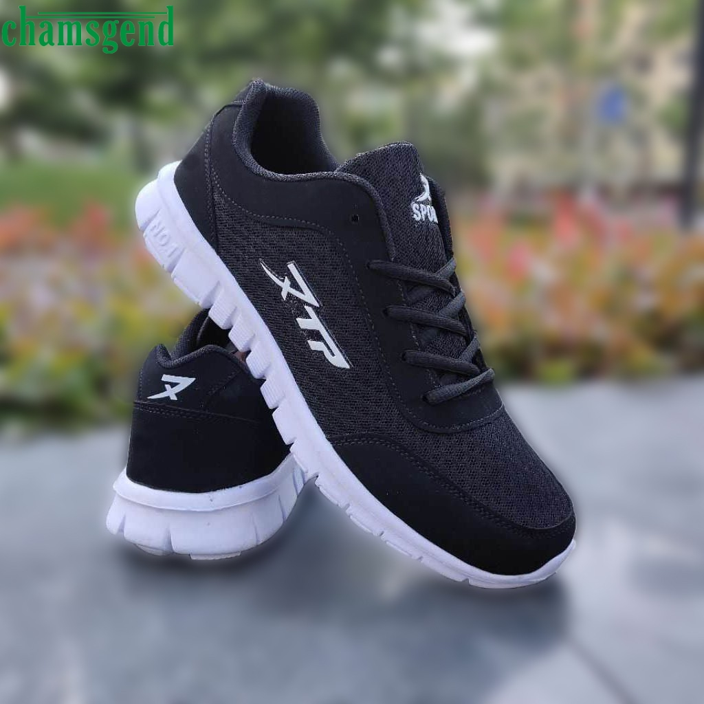 CHAMSGEND Running Shoes Men Sports Sneakers Fashion Outdoor Sneakers Hot Sell Breathable Summer Training Jogging Sports Shoes 09