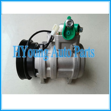 Factory direct sale auto parts A/C compressor for Hyundai i10/Kia 97701-07100 9770107100 DB3AA-02 F500-DB3AA-02