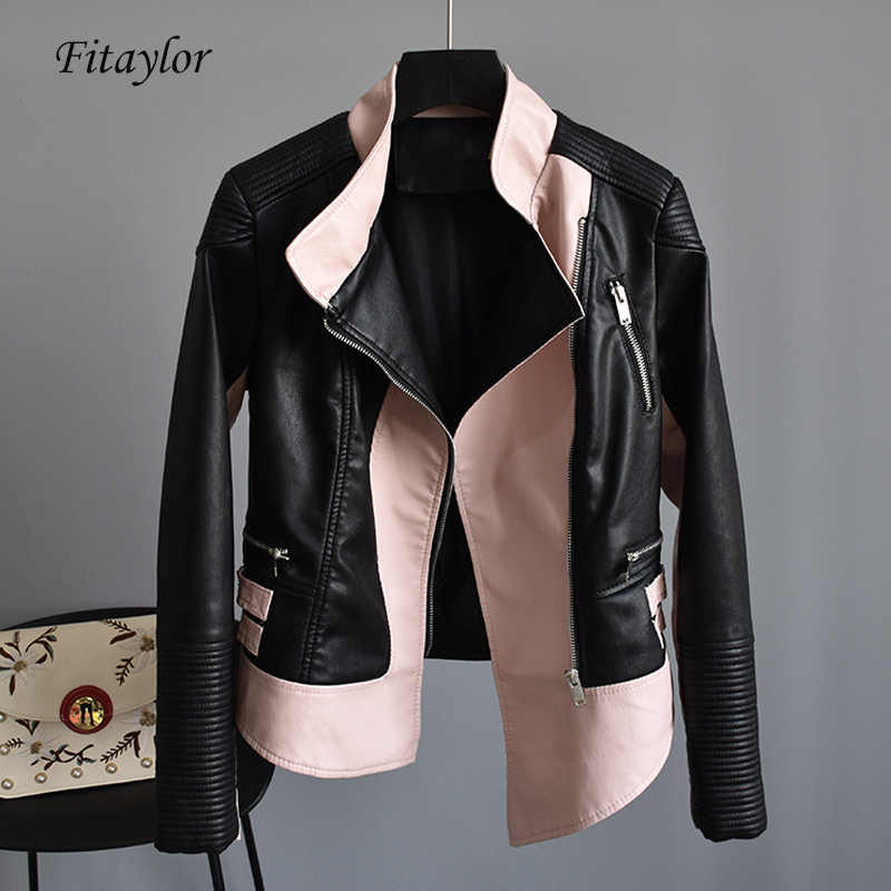 ce1867944 Detail Feedback Questions about Fitaylor Autumn Faux Soft Leather ...