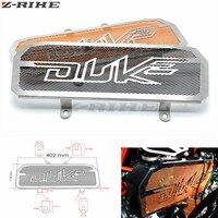 Motorcycle Engine Radiator Bezel Grill Grille Guard Cover Protector Stainless Steel Fit for KTM DUKE200 DUKE390 DUKE 200 300