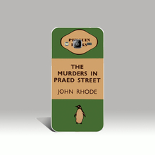 07154 penguin murders praed street cell phone case cover for Samsung Galaxy J1 ACE J5 2015 J7 N9150 2016