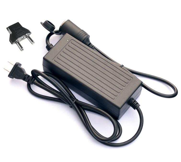 Free Delivery 120 W AC 100 V - 240 V to DC 12 V Car Cigarette Lighter AC / DC Adapter Converter Transformer DC Power Converter ac dc ac dc for those about to rock we salute you lp