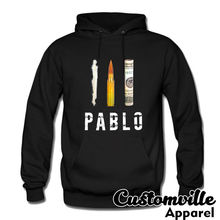 2019 fashion man Hoodies Pablo Escobar bullet dollar Hoodie Narcos mafia Colombia cartel SWEATSHIRT