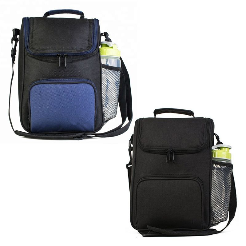 2019 New Insulated Lunch Bag Adult Lunch Box for Work Men Women with Adjustable Strap for Travel School Office