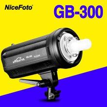 NiceFoto TGB-300 300 W Studio Flash temps de recyclage rapide GB 300 Studio profession photographie studio light lamp
