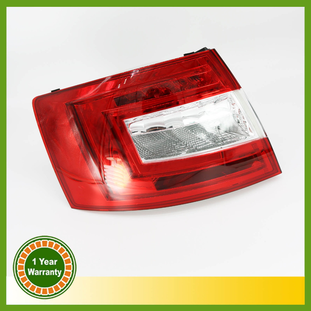 For Skoda Octavia A7 2013 2014 2015 2016 Tail Light Rear Light Car Styling LED Left Side free shipping for skoda octavia sedan a5 2005 2006 2007 2008 left side rear lamp tail light