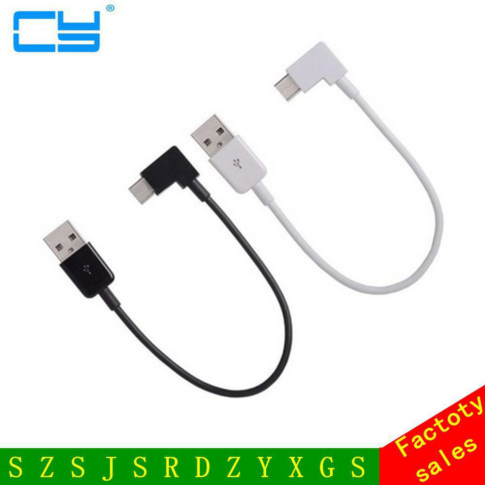 Right Angled Usb 3 1 Type C Usb C To Usb 2 0 Cable 90
