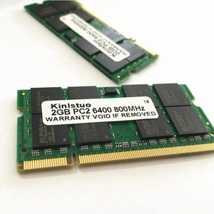 Оперативная память для ноутбука sodimm, 4 Гб, 2 Гб, 1 Гб, DDR2, 800 PC2-6400, 2G, DDR2, 800 МГц, совместима с R60, T60, T61P, X61