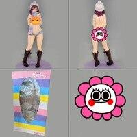 26cm New Sexy Daiki Anime Action Figure Suzutsuki Kurara Illustration Poster Girl Kurara chan 1/6 Scale Painted Collection Doll