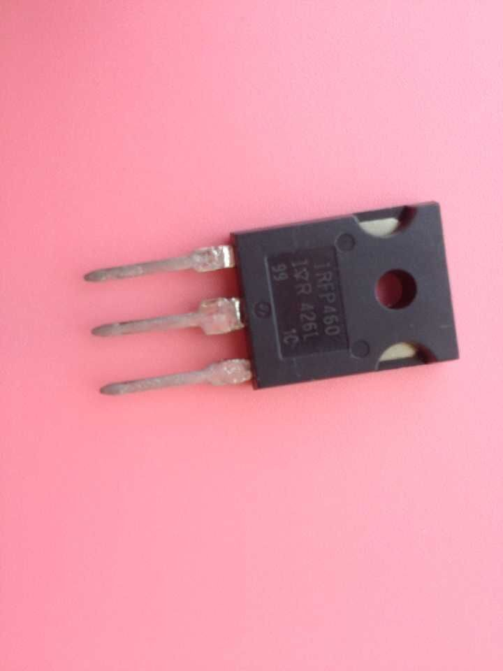 2 piezas IRFP 460 20A 500V potencia MOSFET Transistor Canal N TO-247