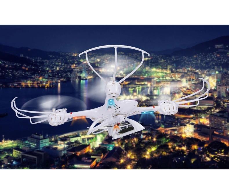 free shipping X series X400 2 4G 6 Axis 3D Roll FPV RC Quadcopter R C