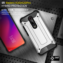 For Xiaomi Mi 9T Case Pro Shockproof Armor Rubber Hard PC Bumper Cover Redmi K20 6.39