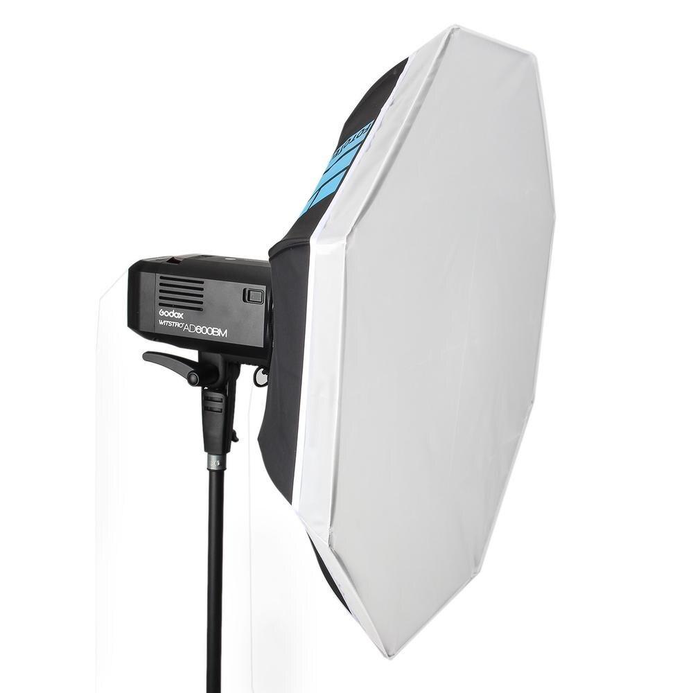 40 100CM Foldable Portable Folding Beauty Dish White for Godox AD600B AD600BM free tax to russia new 42cm godox ad s3 beauty dish with grid for witstro speedlite flash ad180 ad360