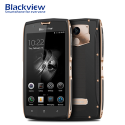 Blackview BV7000 Pro IP68 Smartphone 4GB RAM 64GB ROM Android 7.0 Octa Core 5 Inch 4G LTE Waterproof Moblie Phone 13MP Cellphone