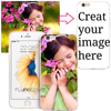 Coque Custom DIY Photo Clear Soft TPU Silicone Phone Cover For IPhone 7 7Plus Case For