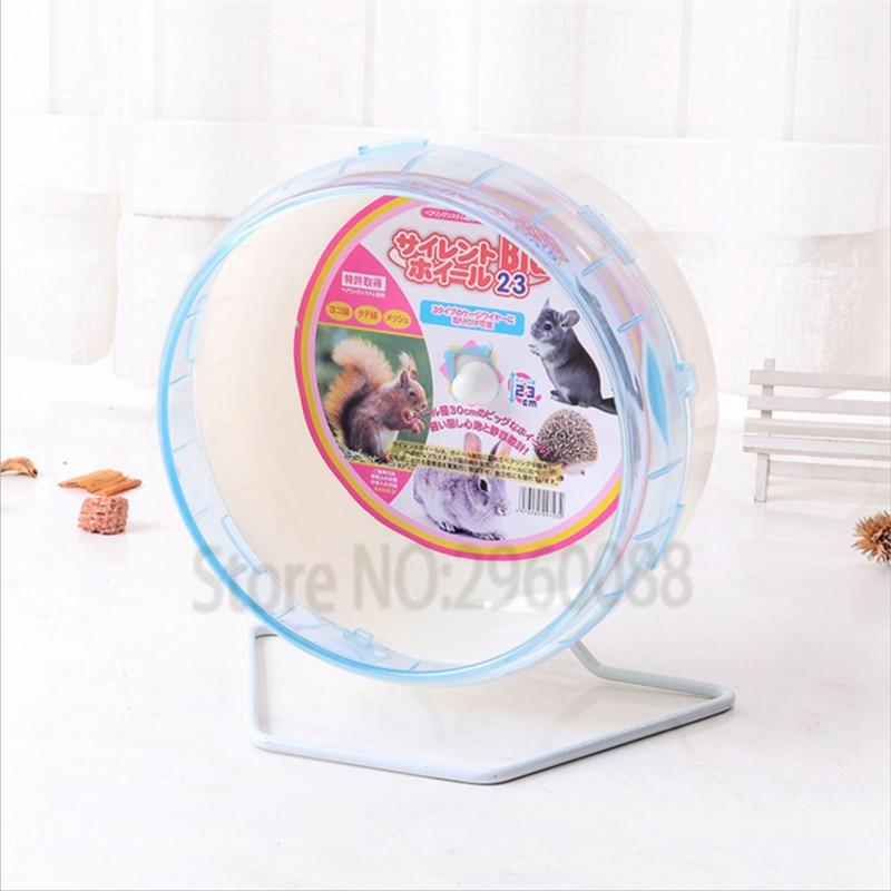 penghantaran percuma Guinea pig Silent runner 22cm multicolor Mainan - Produk haiwan peliharaan - Foto 4