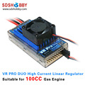 DUALSKY VR Pro Duo High End Large Current Linear Regulator Voltage Stabilizer Suitable for 100CC Gasoline Engine Airplane