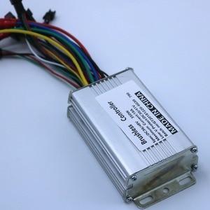 Image 4 - 36 V 48 V 350 W 18 Amax Brushless DC מנוע בקר Ebike790 בקר + 790LED תצוגת אחת סט