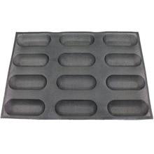 600x400x35mm Silicone Form Moldes Para Pan Bread Non Stick Loaf Flexipan Silform Baking Food Grade