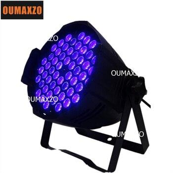 LED Par UV LED Stage Light Effect Disco DJ Bar Effect UP Lighting Show DMX512 Strobe for Party KTV purple PAR LED light UV