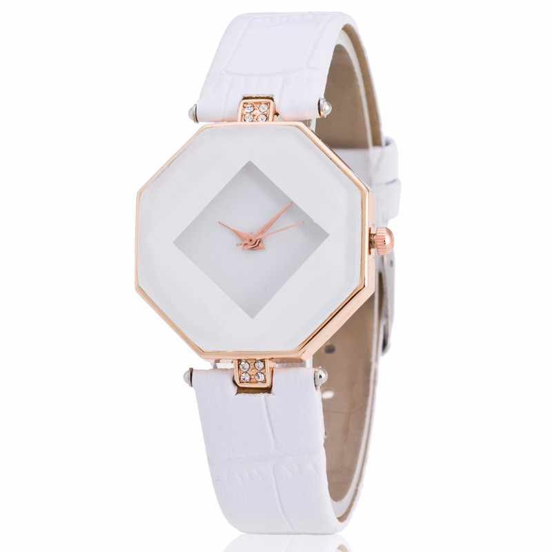 High quality Fashion Leather Watches for Couples Elegant Classic Luxury Causal Analog Business Quartz Wristwatch Gifts