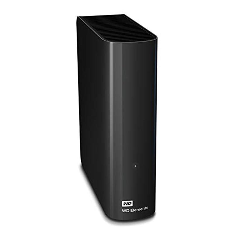 Image 2 - Western Digital 10TB 8TB TB 4TB 3TB Elements Desktop External Hard Drive USB 3.0 3.5Inch High capacity Storage Plug and PlayExternal Hard Drives   -