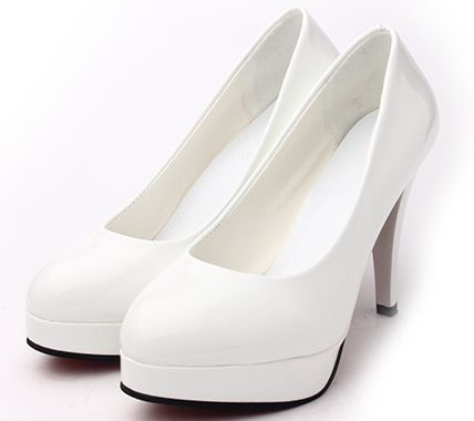 12CM extra high thin heeled office pumps shoes for women PR062 the black red white beige sexy thin heels dress party dance shoes