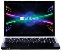 8G RAM г 500 г SSD 15,6 ГБ HDD 120 светодио дный светодиодный Intel Core i7 процессор игровой ноутбук Windows 7/10 ноутбук с DVD RW Встроенный Wi Fi Bluetooth