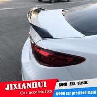 Für Mazda 6 ATENZA Spoiler 2014-2016 Mazda6 ATENZA PULS Spoiler ABS kunststoff Material Auto Hinten Flügel Farbe Hinten spoiler