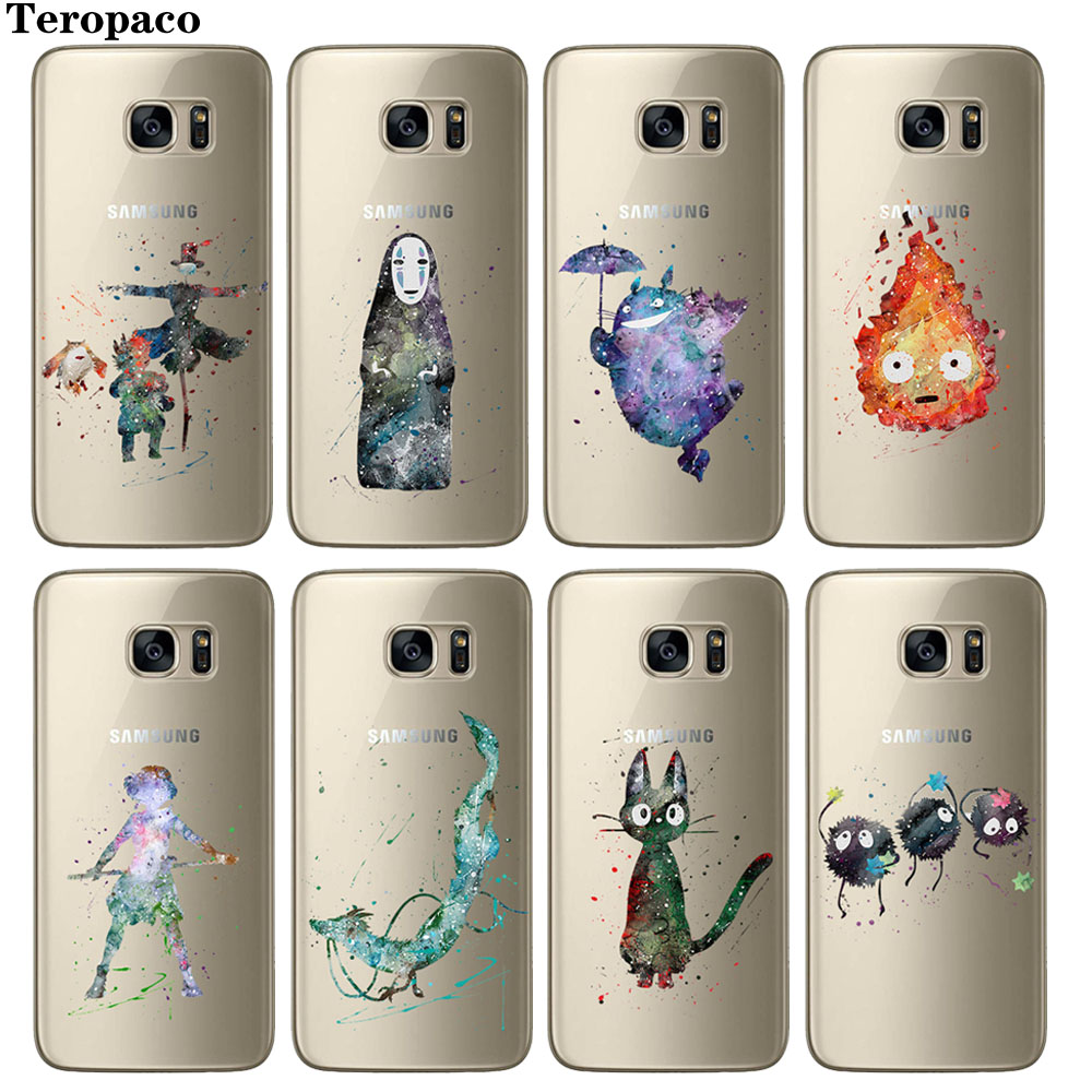top 8 most popular galaxy s8 edge case anime ideas and get free ...