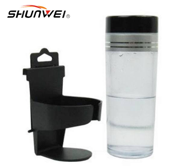 Newest Black Universal Auto Car Vehicle Door Mount Drink Bottle Cup Holder Stand