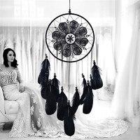 Indische Stijl Dreamcatcher Handgemaakte Windgong Opknoping Hanger Dream Catcher Thuis Wall Art Hangings Decoraties