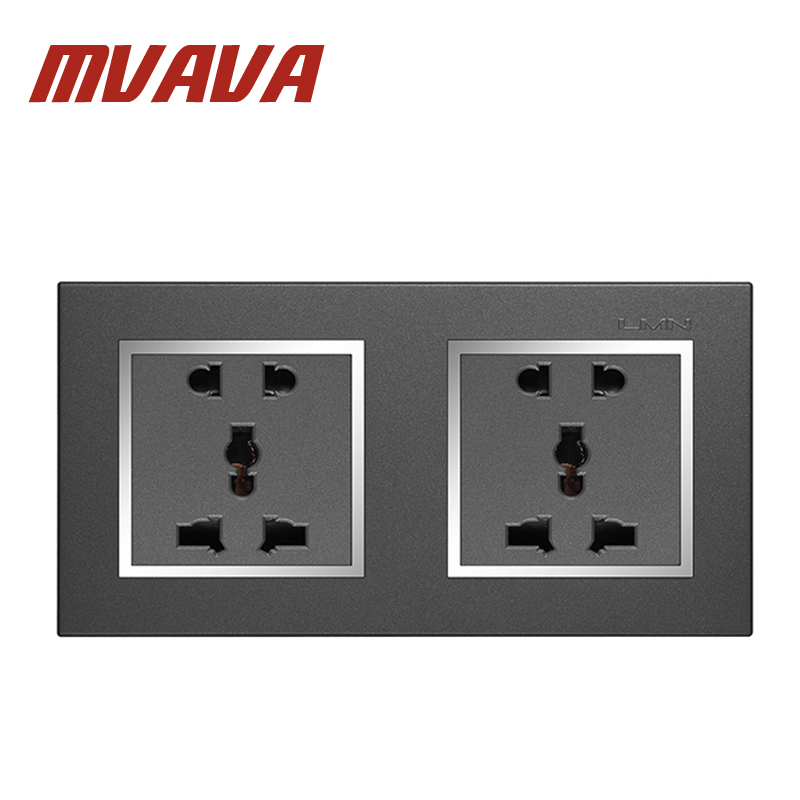 Electrical Wiring Homewiringdouble Wall Socket Wire Circuit Coll