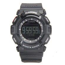 กันน้ำRelógio PedometerอัจฉริยะHeart Rate Monitor Calorie Counterสมาร์ทนาฬิกาดิจิตอลชั่วโมงออกกำลังกายกลางแจ้งกีฬานาฬิกา