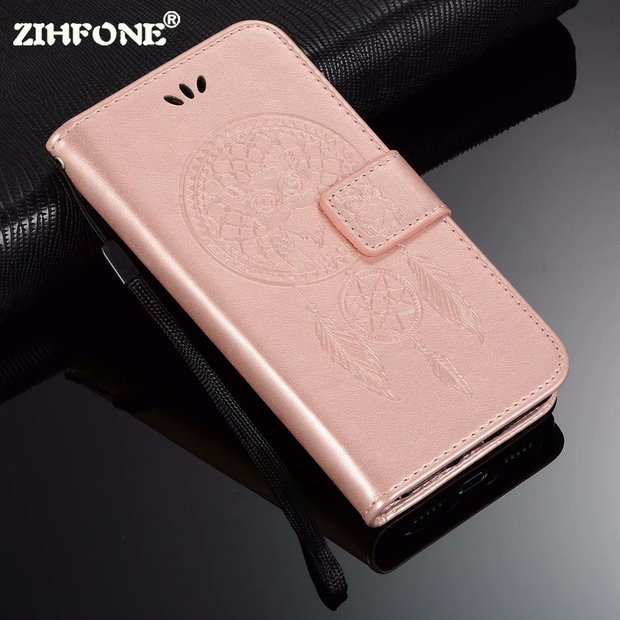 online store a1aed 853e2 For ZTE Blade V7 Lite Case ZTE V7 Lite Case Cover Wallet PU Leather Case  For ZTE Blade V7 Lite V7Lite V0720 Case Flip Phone Bag