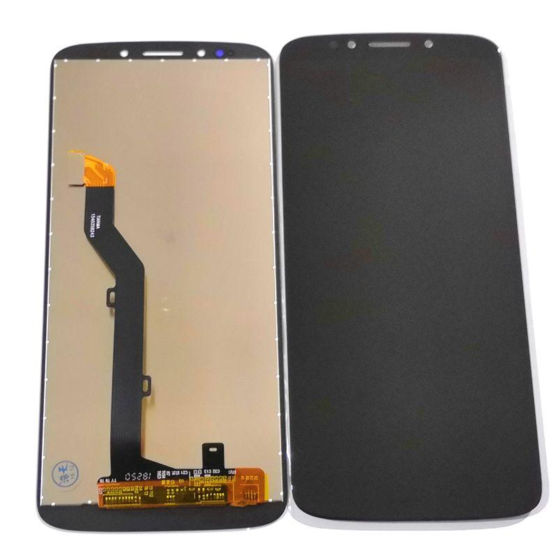 Pour Motorola Moto G6 play XT1922 XT1922-3 XT1922-1 XT1922-2 écran Lcd avec écran tactile en verre numériseur assemblage g6play