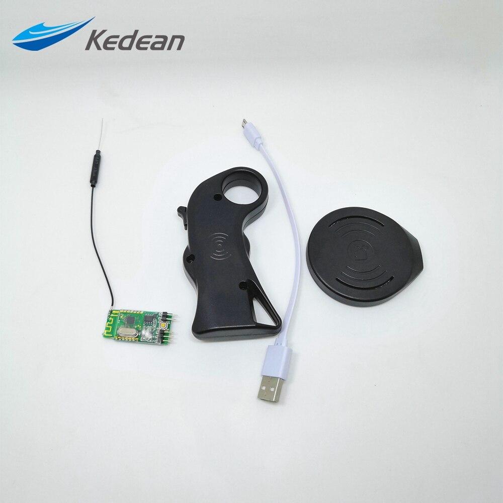 Accessoires de planche de surf à hélice imperméabilisation à télécommande