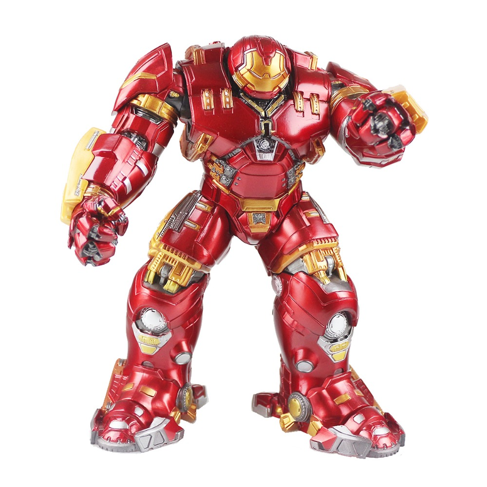 Movie Age of Ultron HULKBUSTER 25cm/10 Figure Free Shipping
