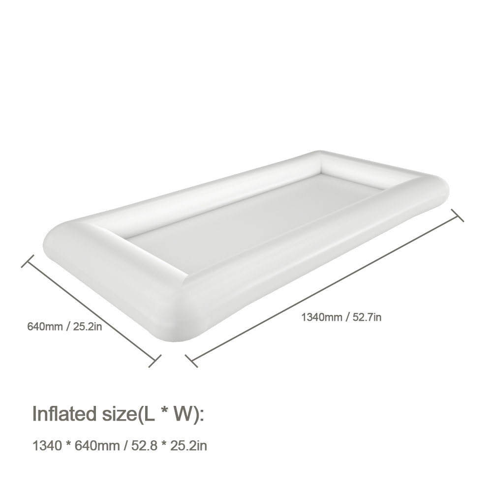 1340 640mm Inflatable Table Serving for BBQ Bar Party Buffet Ice Cooler Picnic Table Salad Dish Drink Plat Garden Camping in Outdoor Tools from Sports Entertainment
