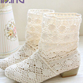Горячие продаж женщины сапоги Летние Сандалии Женщин Повседневная обувь Скольжения На моды квартиры обувь Сандалии сапоги ботинки женщина большой размер 34-43
